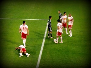 new york red bulls v. san jose earthquakes 300x225 Another Mental Lapse Costs Red Bulls Against San Jose