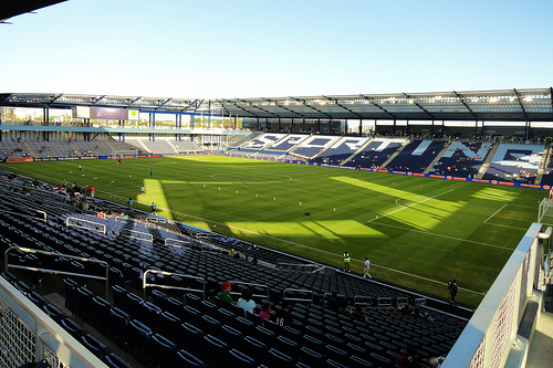 sporting kc livestrong park Sporting Kansas City is at a Crossroads