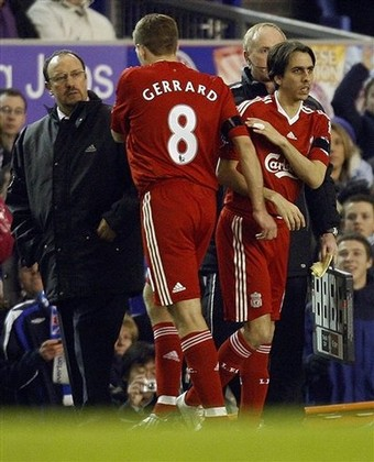 340x1 Gerrard To Miss Champions Clash Against Madrid