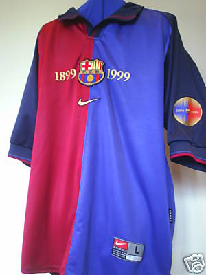 803b 1 Product Review  2008/09 Barcelona Jersey