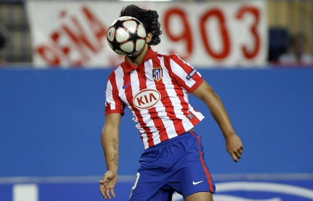 atletico madrid form