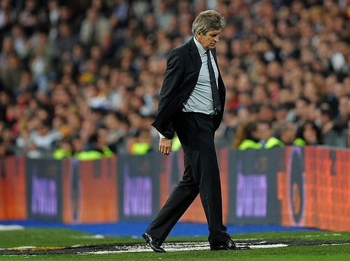 Manuel Pellegrini Real Madrid 1 4 Alcorcón: The Five Stages of Grief Through the Players and the Supporters Eyes