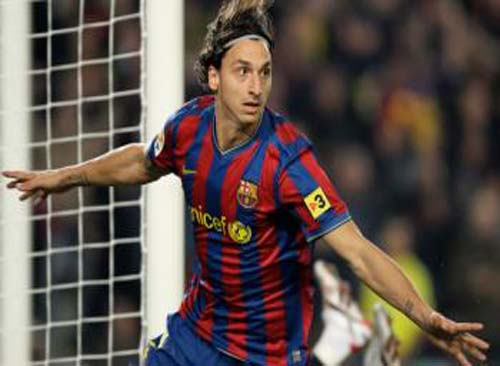 Zlatan Ibrahimovic El Clasico Zlatan Ibrahimovic and Carles Puyol the Differences as Barcelona Edges Past Real Madrid