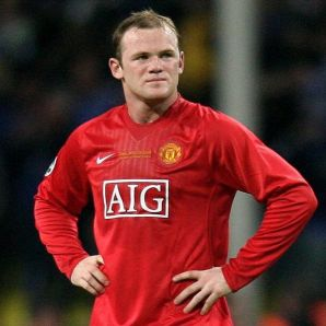 wayne rooney1 Ronaldo keen to see Rooney move to Madrid