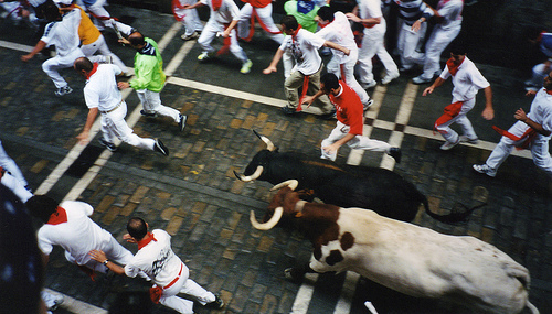 Running of the Bulls Mallorca Earns Their First Win Away from Home