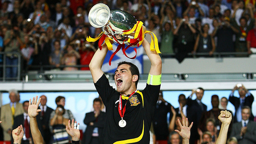 Euro 2008 UEFA Euro 2012 Draw: A Spanish Perspective