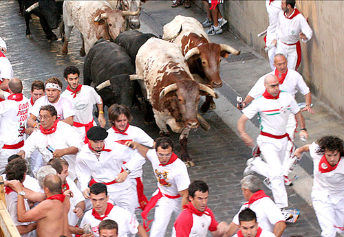 San Fermin Festival La Liga Preview and US TV Listings for Jornada 28: Mar. 23   Mar. 25