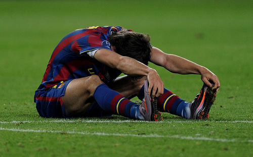 Barcelona Champions League Loss Inter Milan Completes The Italian Job on Barcelona in the Champions League