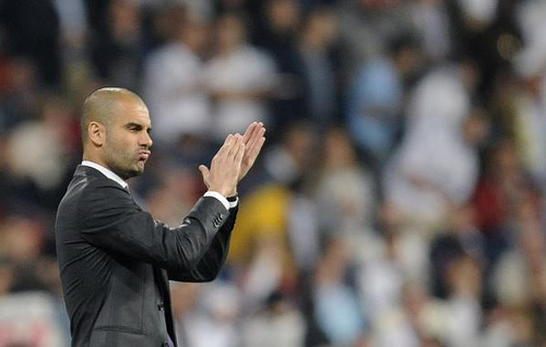Josep Guardiola Guardiola Leaves Barcelona as a Winner