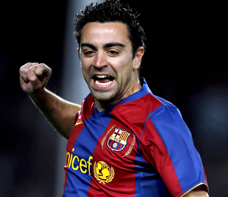 Xavi Did Barcelona Secure La Liga By Beating Real Madrid?