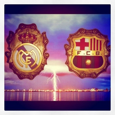 barcelona real madrid crests Who Will Win La Liga? Barcelona or Real Madrid