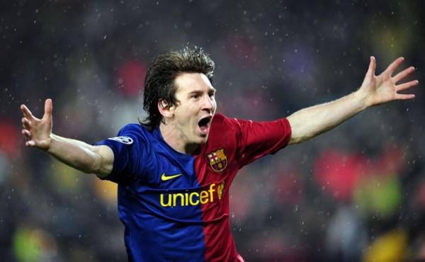 lionel messi 600x370 How River Plate Missed Out On Signing Lionel Messi