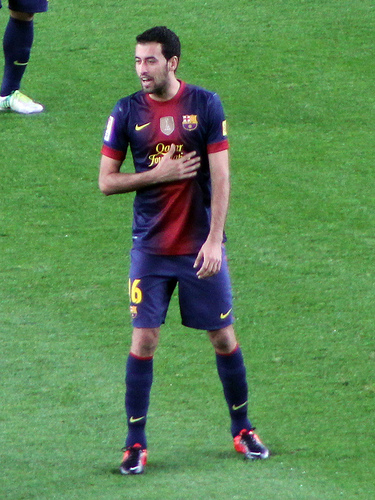 Sergio Busquets Why is Sergio Busquets So Underrated?