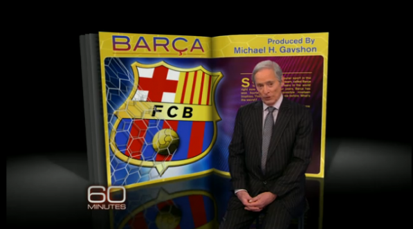barcelona 60 minutes Barcelona Featured On 60 Minutes On US TV [VIDEO]
