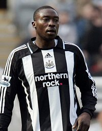 Will Shola Ameobi be enough to fire Newcastle back to the EPL?