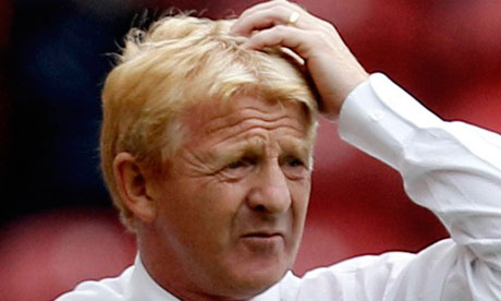 Gordon Strachan Resigns As Middlesbrough Manager – What Does The Future Hold?