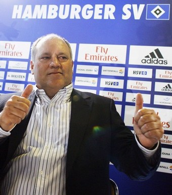 The New Gaffer: Introducing Jol at Hamburg