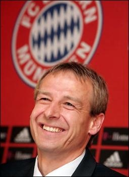 The New Gaffer: Introducing Klinsmann at Bayern München