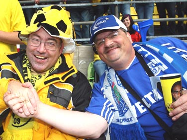 Dortmund 0-1 Schalke: A Piece Of Wembley At The Revier-Derby