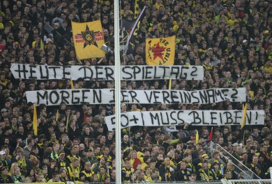 "Club Owners Welcome?? – The Bundesliga must obsess with the ""50+1-Rule"""