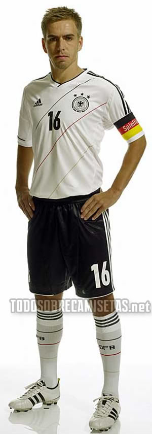 germany home 2 Germany Home and Away Shirts for Euro 2012: Leaked Photos