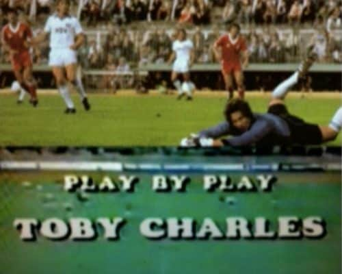 Interview with Toby Charles