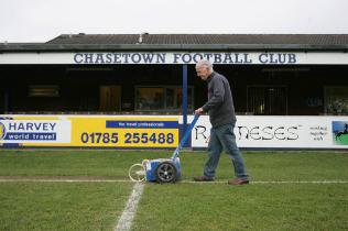 chasetown football club Don't Let Dave Kitson Ruin Your FA Cup Fever