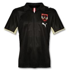austria away Euro 2008 Shirts