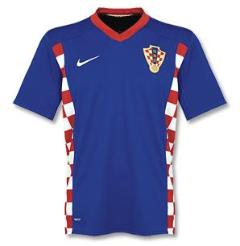 croatia away1 Euro 2008 Shirts