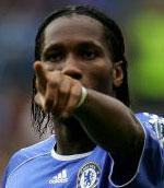 didier drogba Arsenal Slips to Third After 2 1 Loss Against Chelsea
