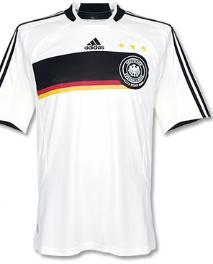 germany home Euro 2008 Shirts