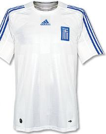 greece home Euro 2008 Shirts