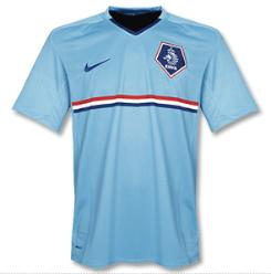 holland away Euro 2008 Shirts