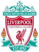 liverpool crest Liverpool Faces Mountain to Climb Against Inter Milan