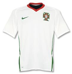 portugal away Euro 2008 Shirts