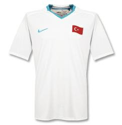 turkey away Euro 2008 Shirts