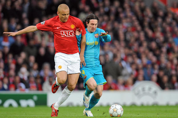 brown messi Manchester United v Barcelona: Post Game Thoughts
