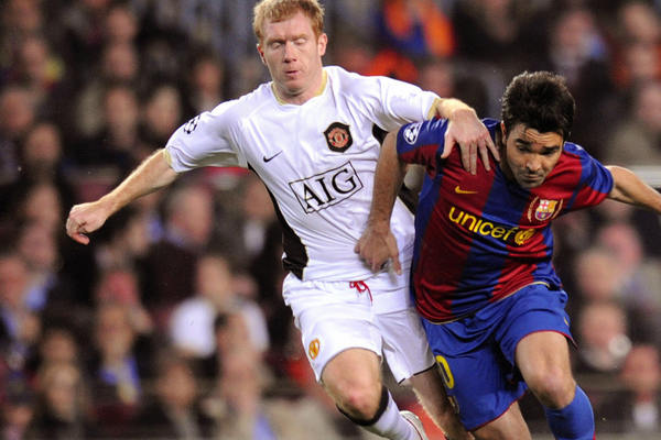deco scholes Barcelona v Manchester United: Catanaccio be Damned!