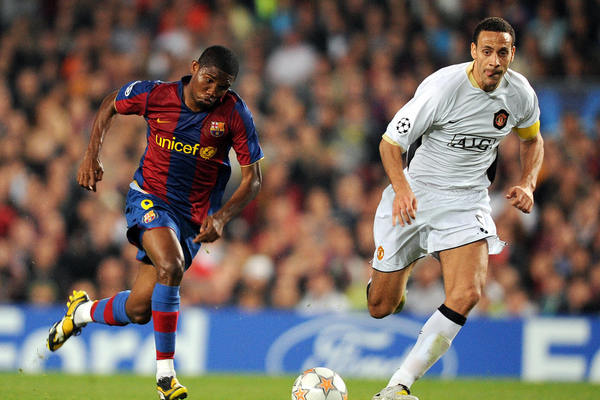 etoo rio Barcelona v Manchester United: Catanaccio be Damned!