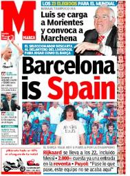 marca How the Spanish Press Views Liverpool's Triumph Over Arsenal
