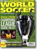 world soccer magazine Top 10 Sources for Intelligent Football Coverage