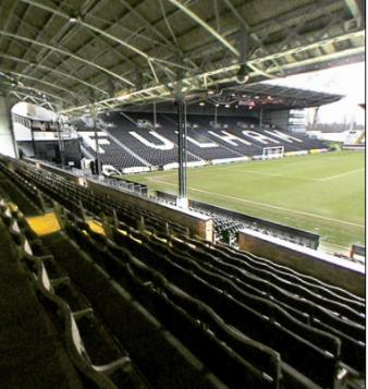 Fulham's Craven Cottage Viewed In 360 Degrees
