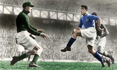 dean Dixie Dean   Greatest Centre Forward Ever?