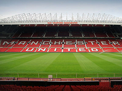old trafford The Super Seven of Manchester