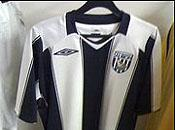 West Brom new home shirt