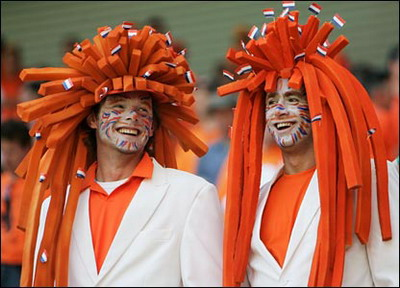 dutch fans Available Hotel Rooms Almost Impossible To Find At Euro '08