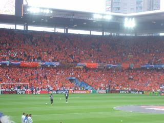 holland fans Euro 2008 Adventure: Day Three (Bern)
