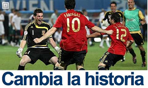 italy spain euro 2008 Spain And Italy's Bore Draw Gives Soccer A Bad Name