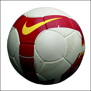 official premier league ball Official Premier League Ball For 08/09 Season