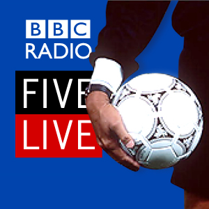 bbc radio five live Appearance On BBC Radio 5 & World Football Phone In Show